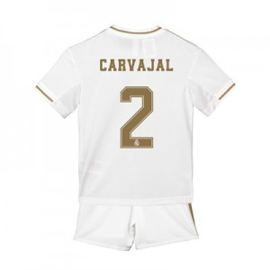 Real Madrid Home Mini Kit 2019 - 20 with Carvajal 2 printing
