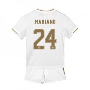Real Madrid Home Mini Kit 2019 - 20 with Mariano 24 printing