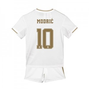 Real Madrid Home Mini Kit 2019 - 20 with Modric 10 printing