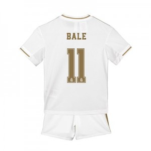 Real Madrid Home Mini Kit 2019 - 20 with Bale 11 printing