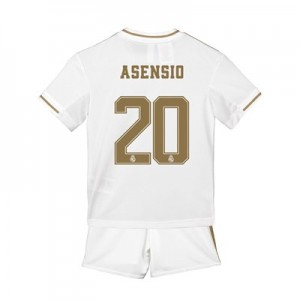 Real Madrid Home Mini Kit 2019 - 20 with Asensio 20 printing