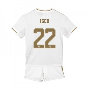 Real Madrid Home Mini Kit 2019 - 20 with Isco 22 printing