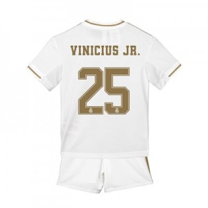 Real Madrid Home Mini Kit 2019 - 20 with Vinicius JR. 25 printing
