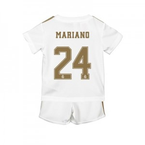 Real Madrid Home Baby Kit 2019 - 20 with Mariano 24 printing