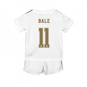 Real Madrid Home Baby Kit 2019 - 20 with Bale 11 printing