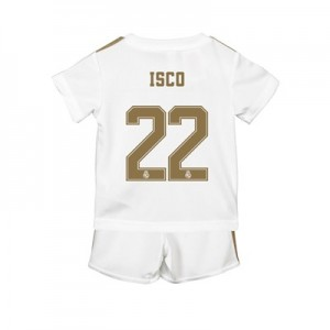 Real Madrid Home Baby Kit 2019 - 20 with Isco 22 printing