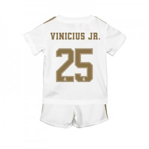 Real Madrid Home Baby Kit 2019 - 20 with Vinicius JR. 25 printing