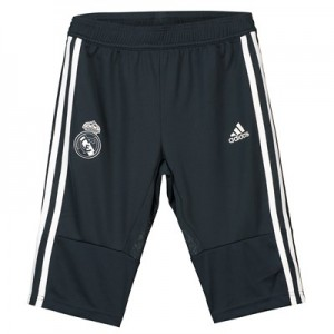 Real Madrid Training 3/4 Pant - Dark Grey - Kids