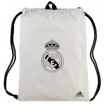 Real Madrid Gym Bag - White
