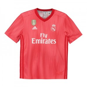 Real Madrid Third Shirt 2018-19 - Kids