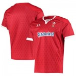 Welsh Rugby Sevens & Pathway Replica Home Jersey