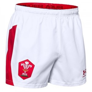 Welsh Rugby Replica Home Short