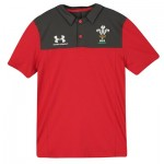 Welsh Rugby Training Polo - Youth - Red