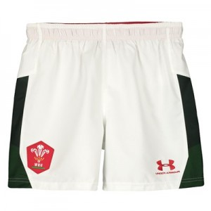 Welsh Rugby Replica Alternative Short - Youth